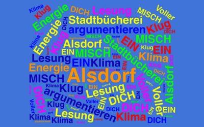 Lesung in der Stadtbücherei in Alsdorf