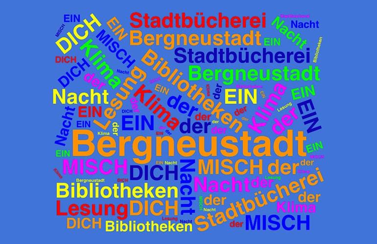"""Lesung aus """"MISCH DICH EIN"""" in Bergneustadt"""