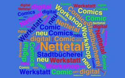 Comic Workshop in der Stadtbücherei Nettetal