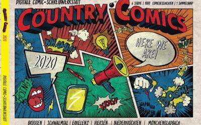Country Comics – ein Pilotprojekt der LAG Kunst und Medien NRW e.V. 2020