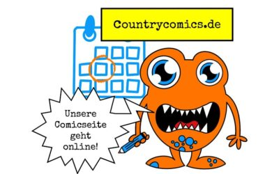 Die Country Comics gehen online!