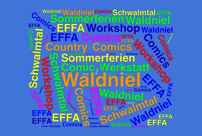 Vorschaubild Comic-Schreibwerkstatt EFFA WAldniel
