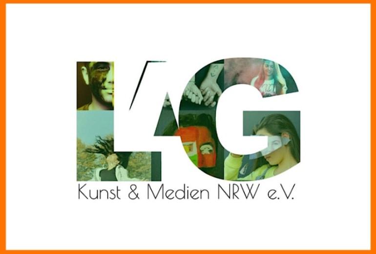 Mitglied bei der LAG Kunst und Medien NRW e.V.
